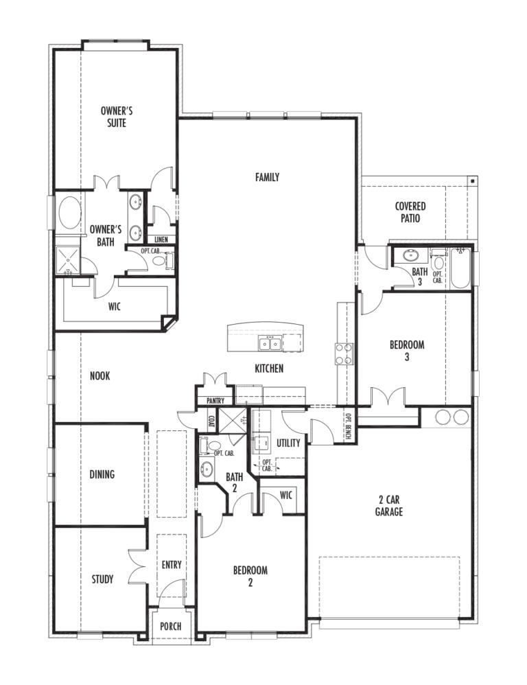 Durham Floor Plan