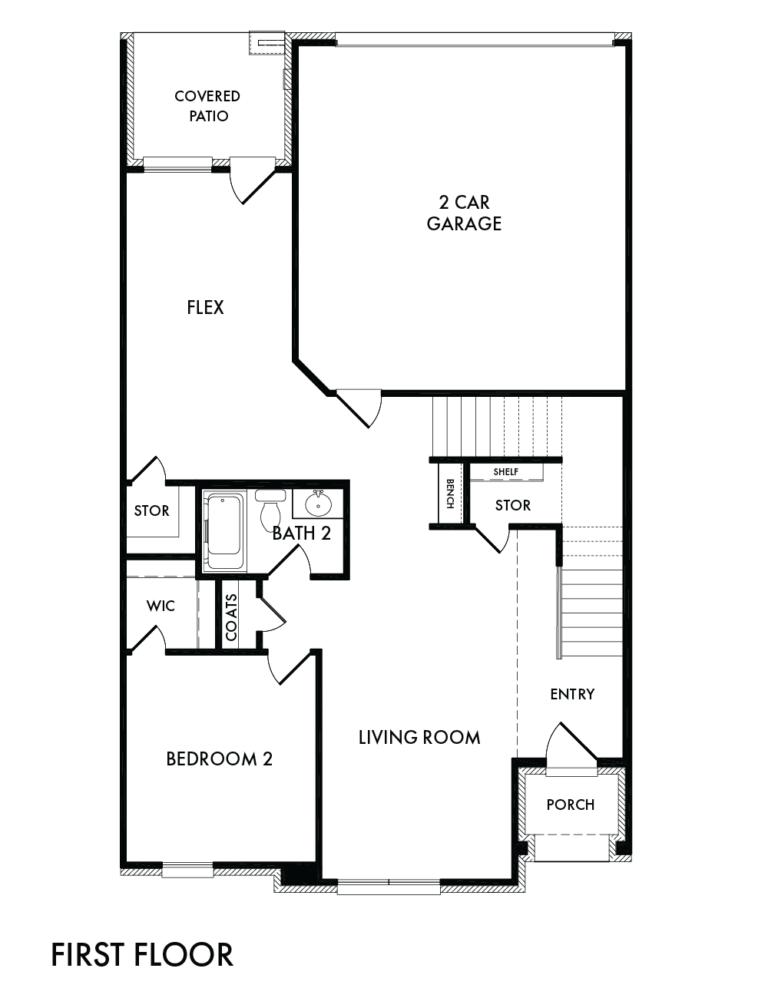 Llano - First Floor