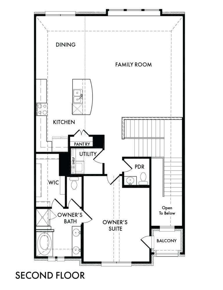 Llano - Second Floor