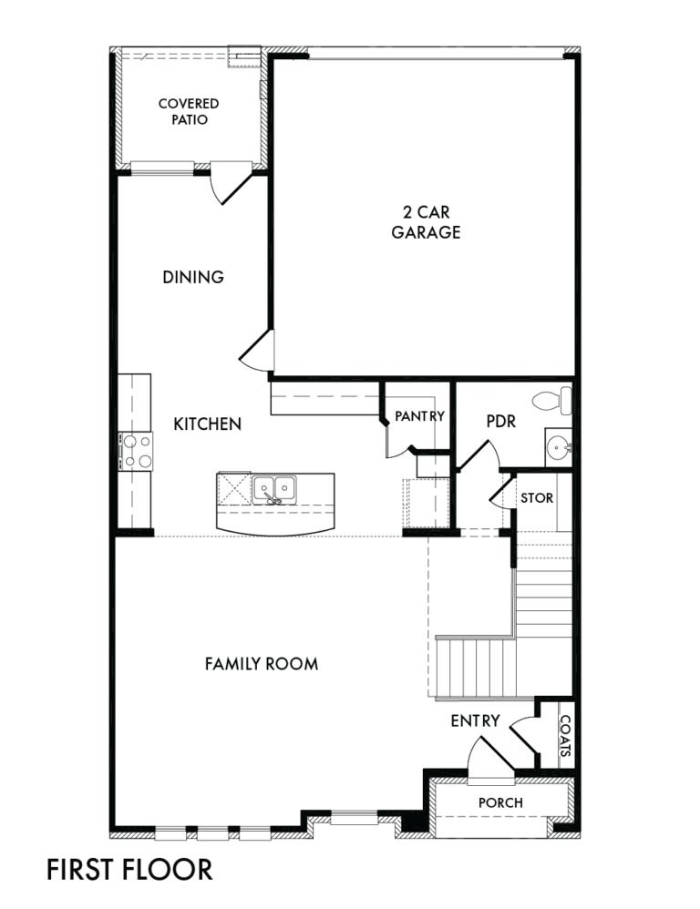 Blanco - First Floor