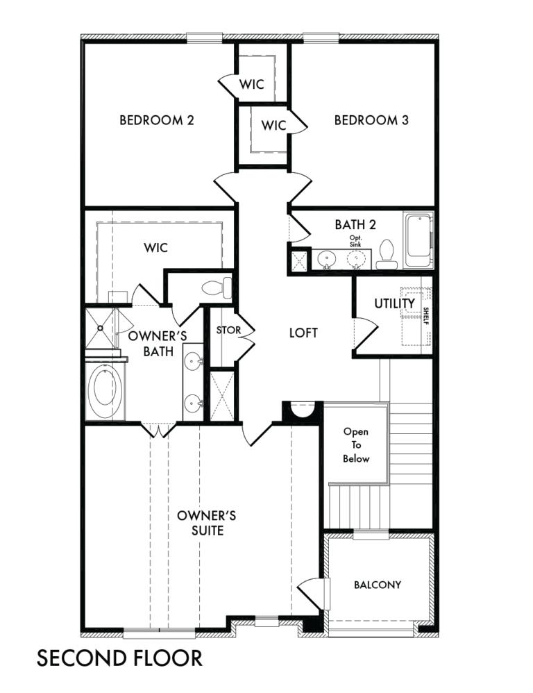 Blanco - Second Floor