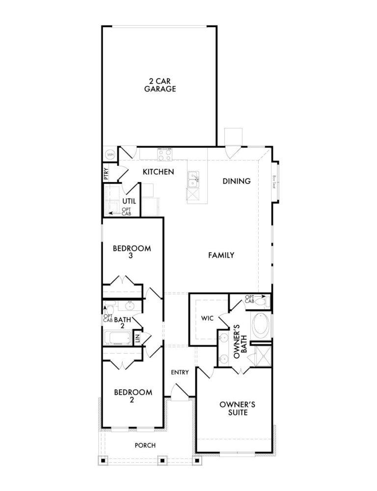 Joliet Floor Plan