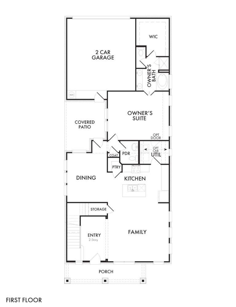 Marion - First Floor