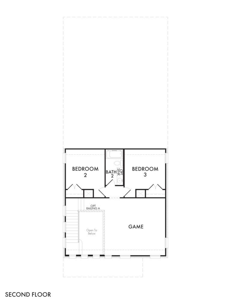 Marion - Second Floor