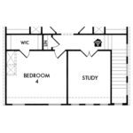 Optional Bedroom 4 & Study