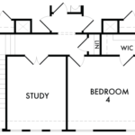 Optional Bedroom 4 & Study