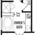 Optional Owner's Bath