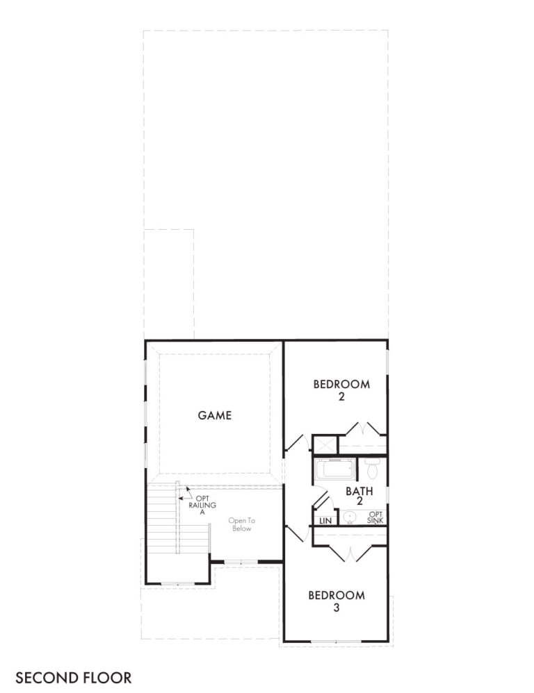Thorndale - Second Floor