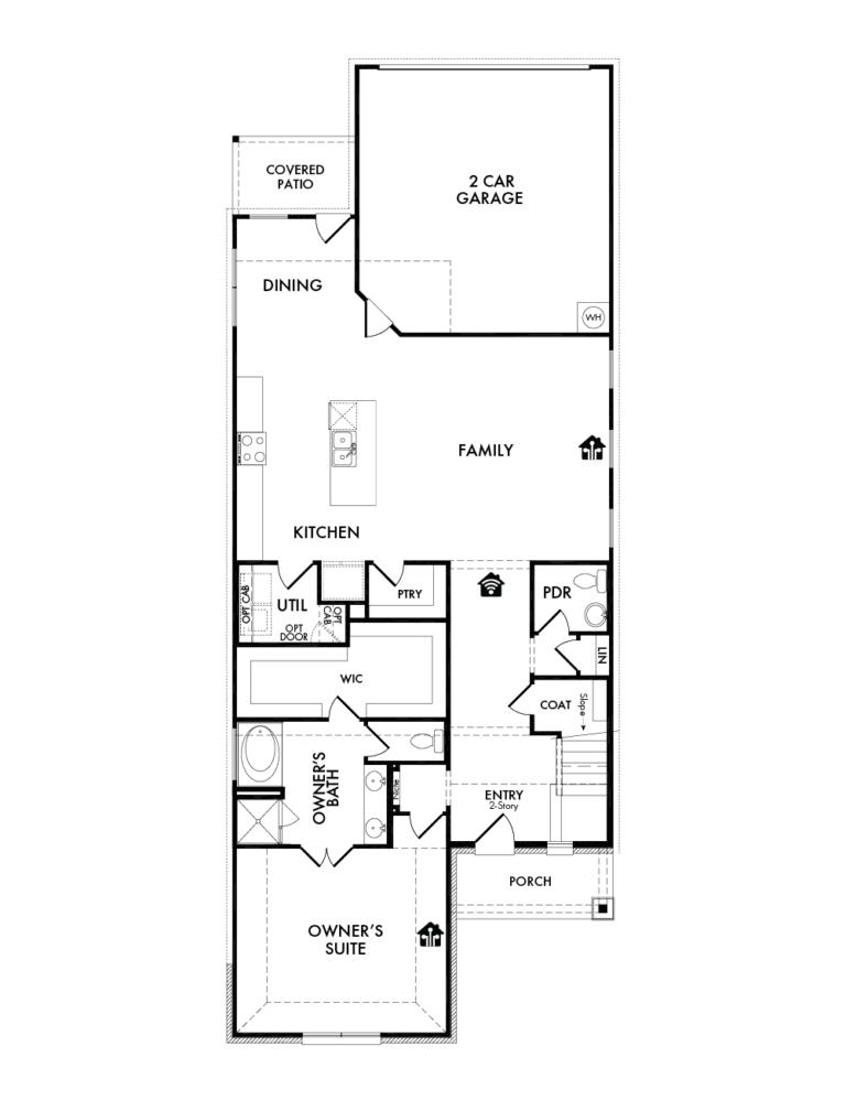 Lockhart - First Floor