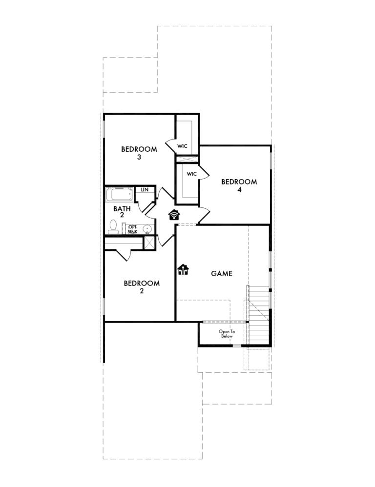 Lockhart - Second Floor