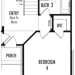 Optional Bedroom 4 w/Bath 3