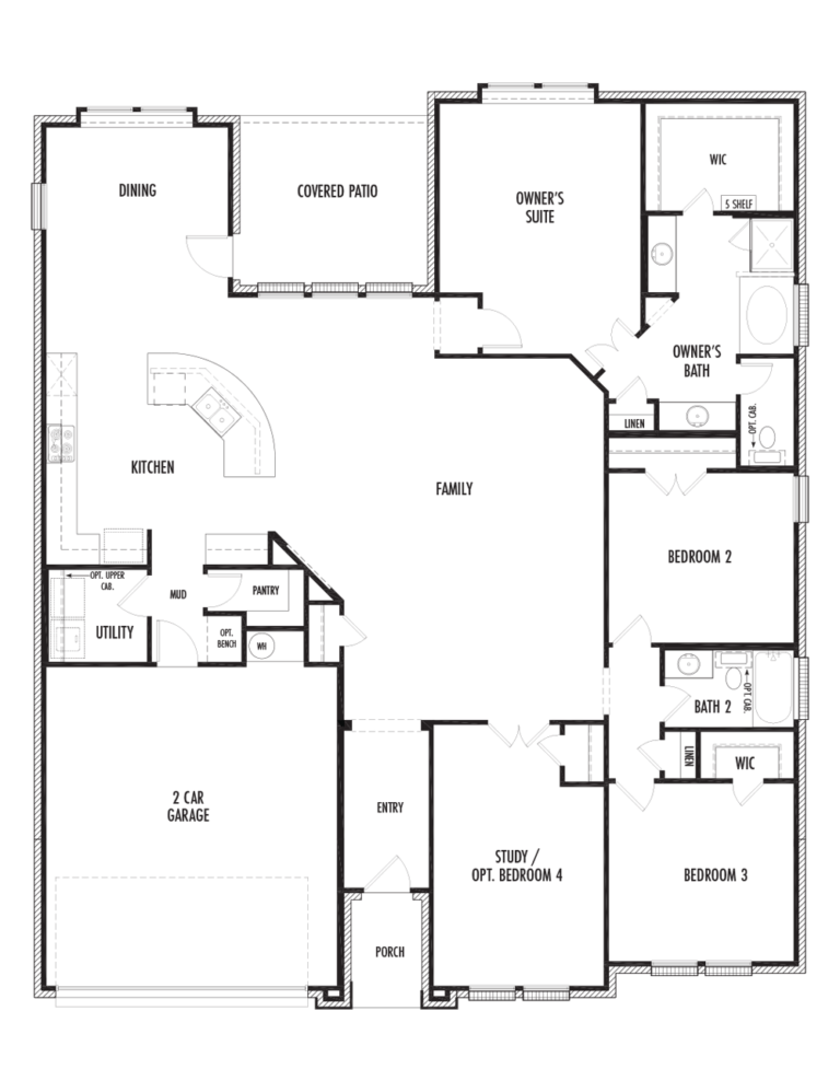Balmoral II Floor Plan