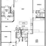 Optional Alternate 1st Floor Layout