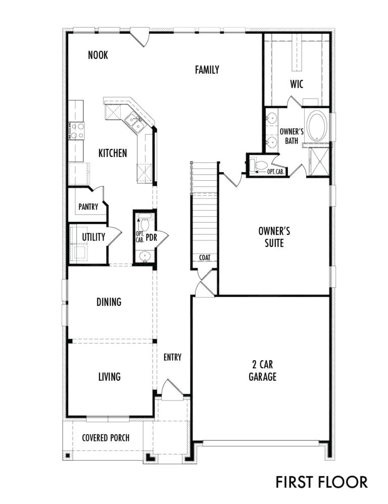 Victoria - First Floor
