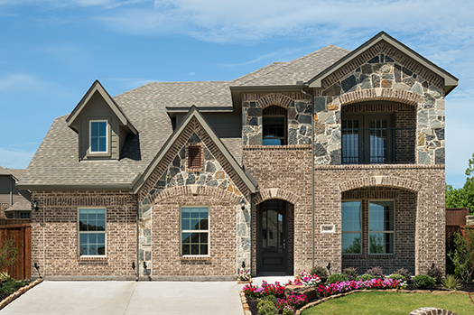 Phenomenal New Homes In Fort Worth Dfw Home Builders Impression Home Interior And Landscaping Dextoversignezvosmurscom
