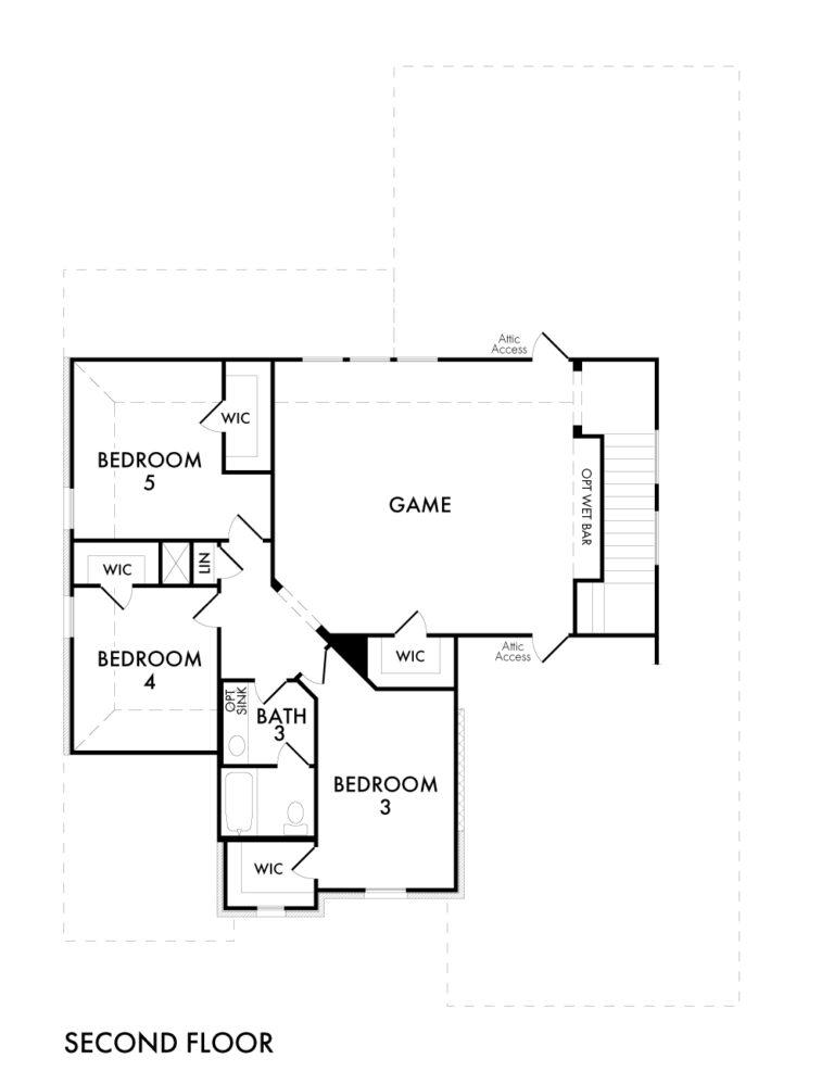 Thornbury - Second Floor