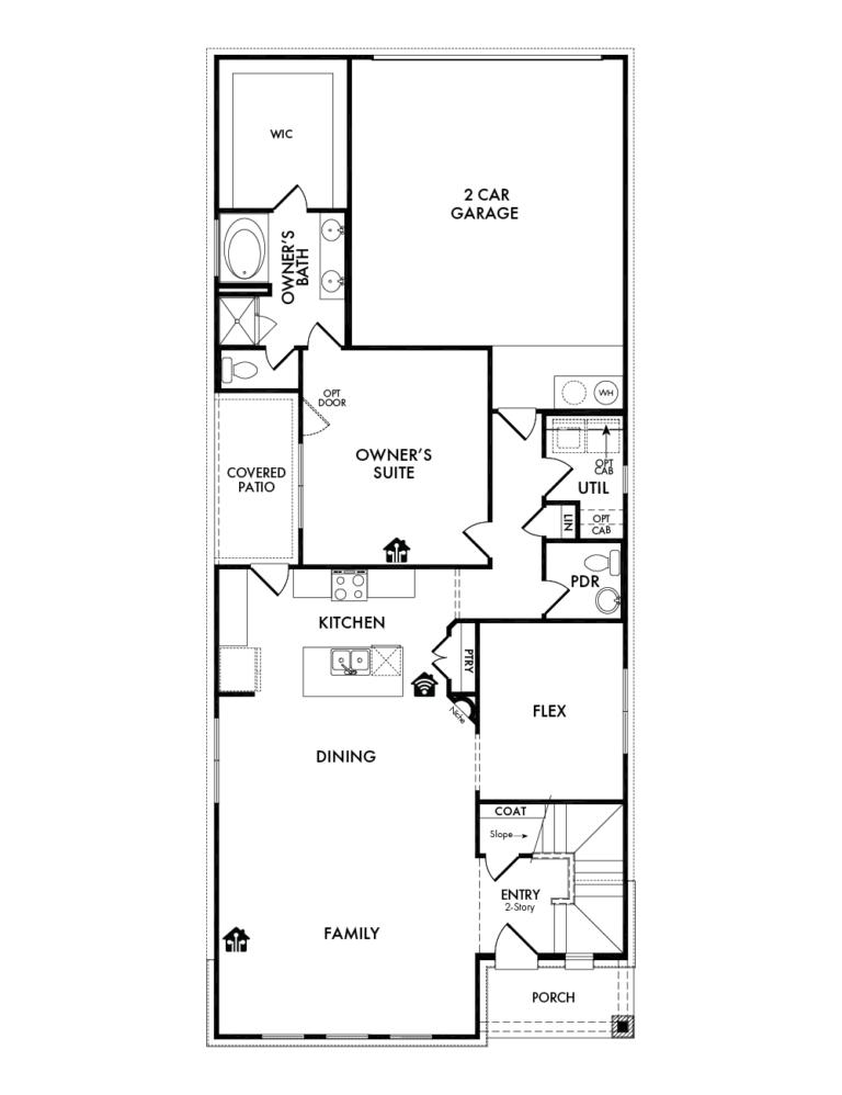 Harwood - First Floor