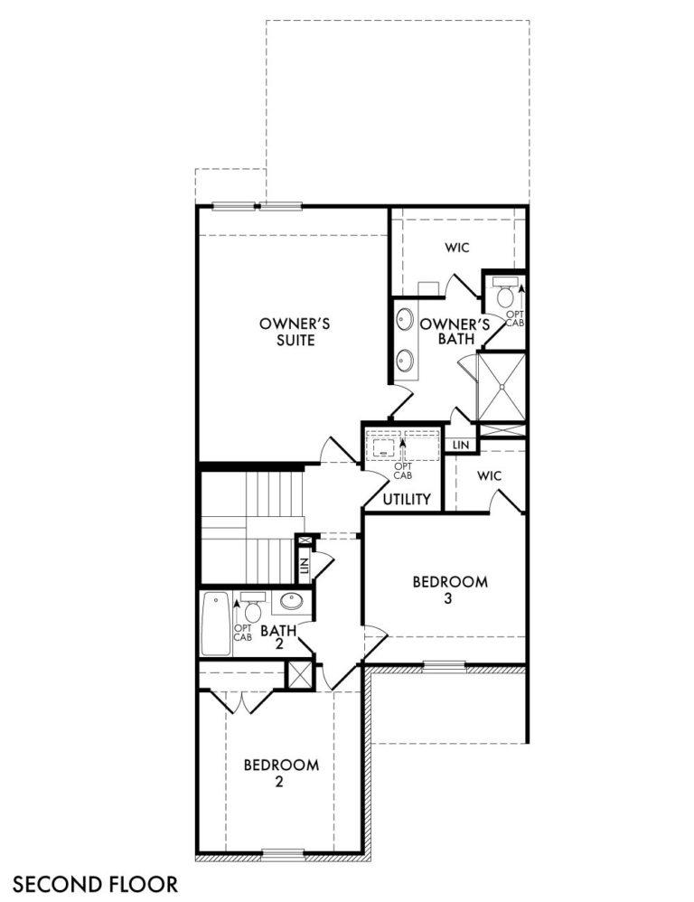 Conroe Second Floor