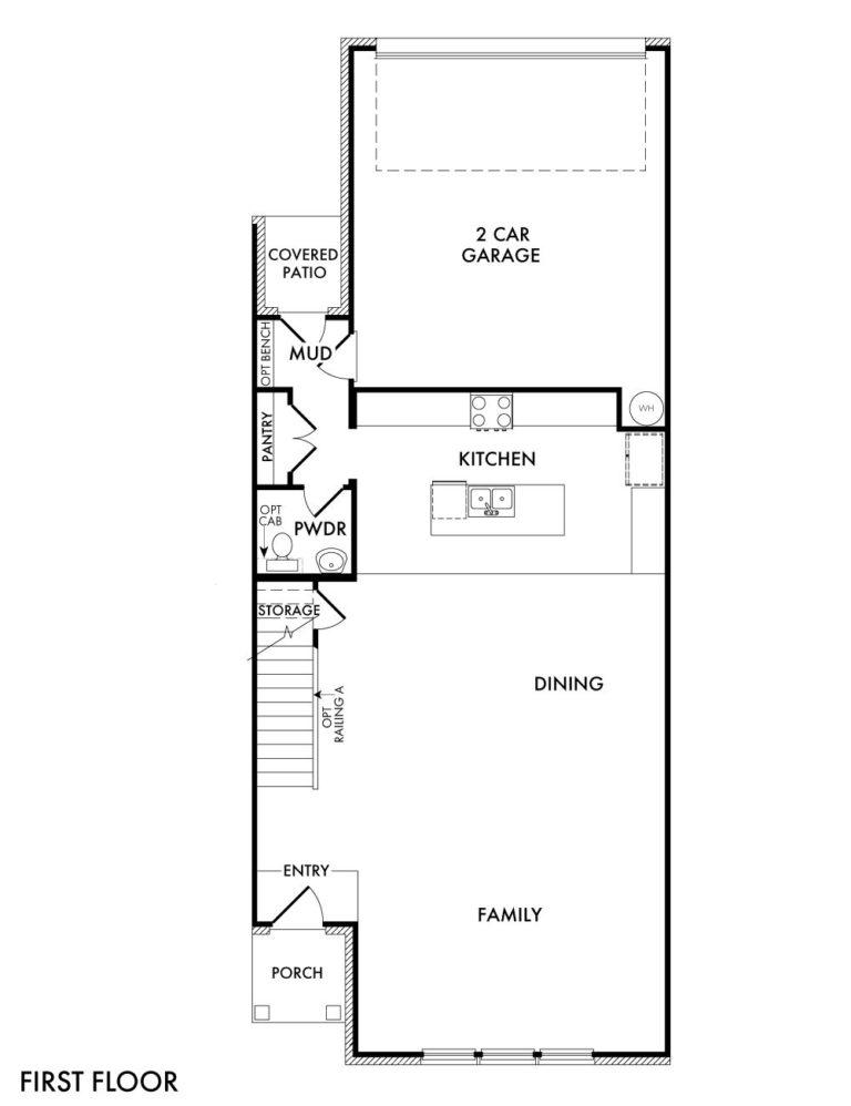Lavon First Floor