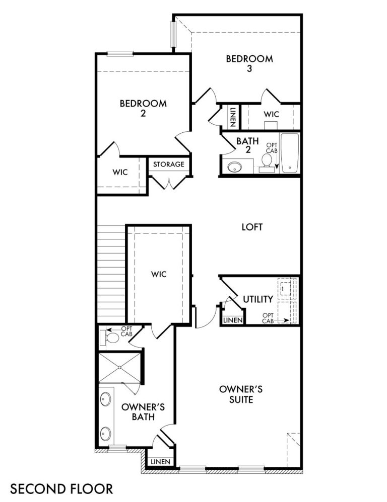 Lavon Second Floor