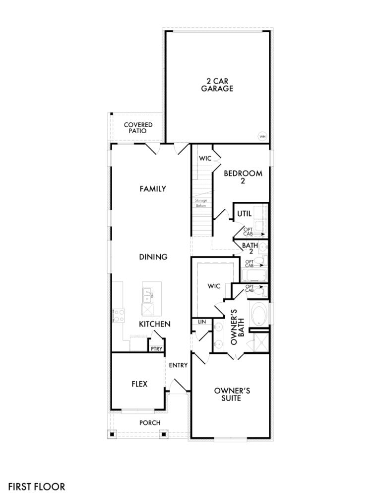 Cameron - First Floor