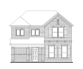 Thorndale Elevation D
