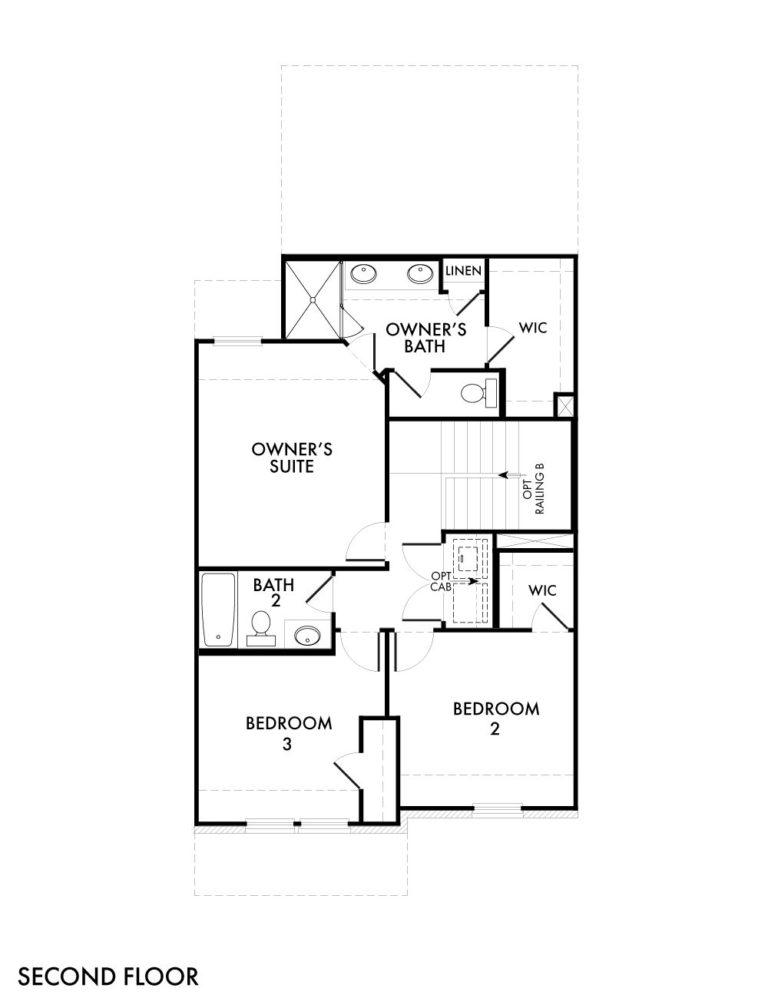 Buchanan Second Floor