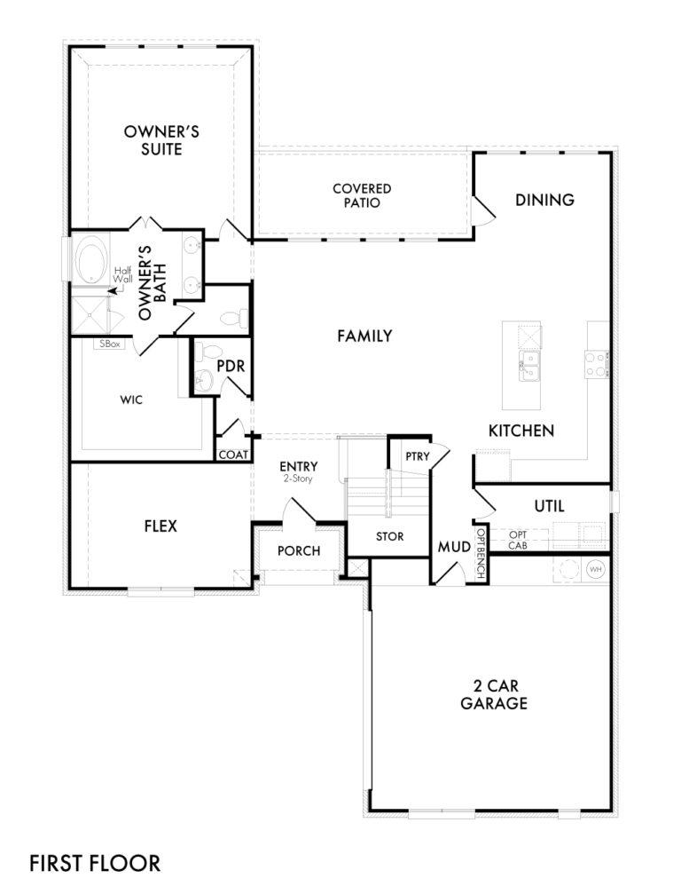 Penshurst - First Floor