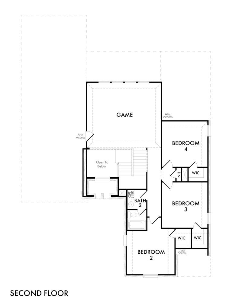 Penshurst - Second Floor