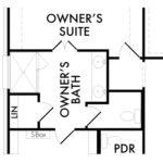 Optional Owner's Bathroom