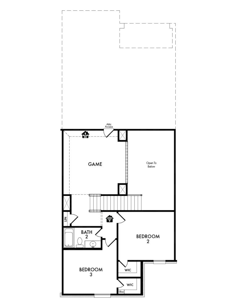 Hendrik Second Floor